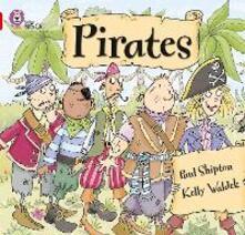 Pirates: Band 02b/Red B - Paul Shipton - cover