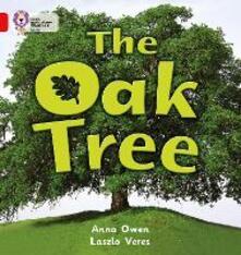 The Oak Tree: Band 02b/Red B - Anna Owen - cover