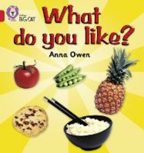 Libro in inglese What Do You Like?: Band 02B/Red B  - Anna Owen