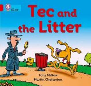 Libro in inglese TEC and the Litter: Band 02B/Red B  - Tony Mitton