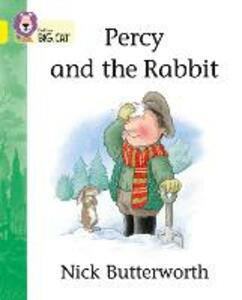 Percy and the Rabbit: Band 03/Yellow - Nick Butterworth - cover