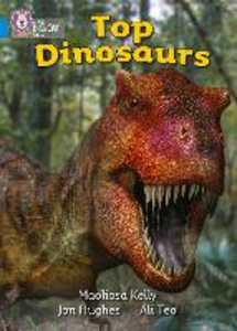 Libro in inglese Top Dinosaurs: Band 04/Blue  - Ali Teo