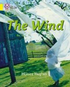 Libro in inglese The Wind: Band 03/Yellow  - Monica Hughes