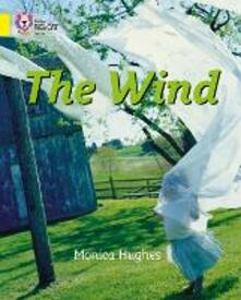 The Wind: Band 03/Yellow - Monica Hughes - cover