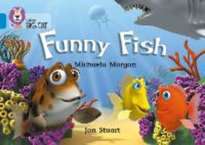 Libro in inglese Funny Fish: Band 04/Blue  - Michaela Morgan