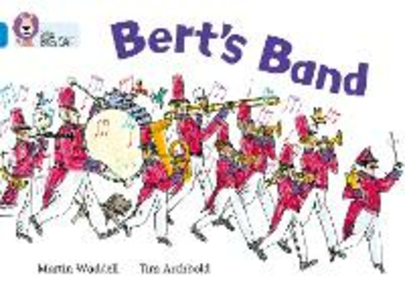 Libro in inglese Bert's Band: Band 04/Blue  - Martin Waddell