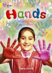 Hands: Band 03/Yellow - Thelma Page - cover