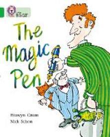 The Magic Pen: Band 05/Green - Hiawyn Oram - cover