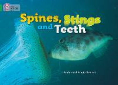 Libro inglese Spines, Stings and Teeth: Band 05/Green Angie Belcher , Andy Belcher