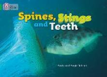Spines, Stings and Teeth: Band 05/Green - Angie Belcher,Andy Belcher - cover