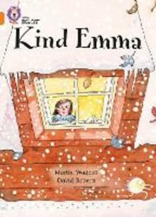 Kind Emma: Band 06/Orange - Martin Waddell - cover