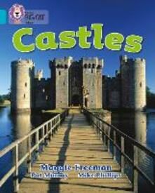 Castles: Band 07/Turquoise - Maggie Freeman - cover