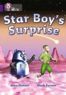 Star Boy's Surprise: Band 08/Purple - Jana Hunter - cover