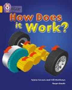 Libro inglese How Does it Work: Band 09/Gold Gill Matthews , Sylvia Karavis