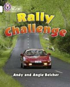 Rally Challenge: Band 10/White - Andy Belcher,Angie Belcher - cover