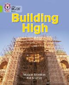 Libro inglese Building High: Band 11/Lime Maggie Freeman , Collins Educational