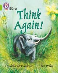 Think Again: Band 11/Lime - Geraldine McCaughrean,Collins Educational,Bee Willey - cover