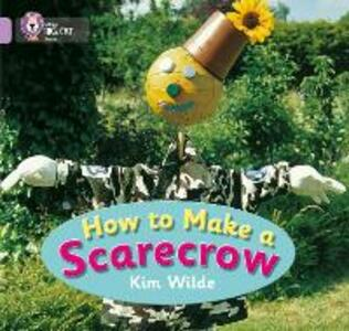 How To Make a Scarecrow: Band 00/Lilac - Kim Wilde - cover