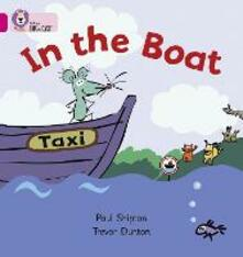In the Boat: Band 01a/Pink a - Paul Shipton - cover