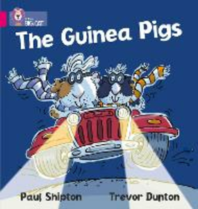 Libro in inglese The Guinea Pigs: Band 01A/Pink A  - Paul Shipton