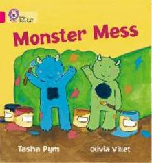 Monster Mess: Band 01b/Pink B - Tasha Pym - cover