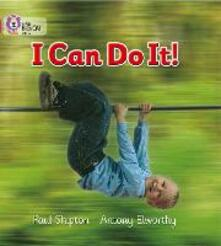 I Can Do It!: Band 01b/Pink B - Paul Shipton - cover