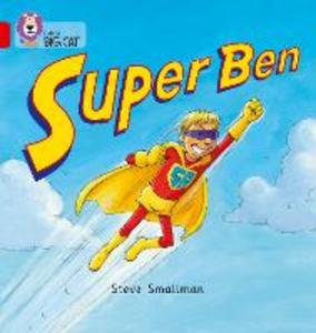 Libro in inglese Super Ben: Band 02B/Red B  - Steve Smallman