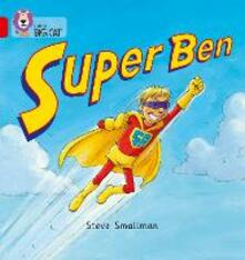 Super Ben: Band 02b/Red B - Steve Smallman - cover