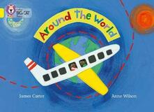 Around the World: Band 03/Yellow - James Carter - cover