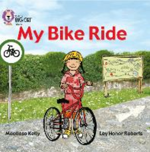 Libro in inglese My Bike Ride: Band 02A/Red A  - Maoliosa Kelly