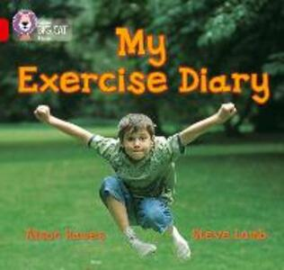 My Exercise Diary: Band 02b/Red B - Alison Hawes,Collins Educational,Claire Llewellyn - cover