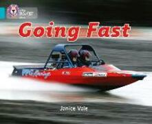 Going Fast: Band 07/Turquoise - Janice Vale - cover