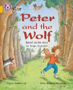 Libro in inglese Peter and the Wolf: Band 09/Gold  - Diane Redmond