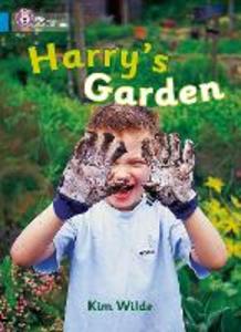 Libro in inglese Harry's Garden: Band 04/Blue  - Kim Wilde