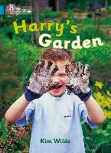 Harry's Garden: Band 04/Blue - Kim Wilde - cover