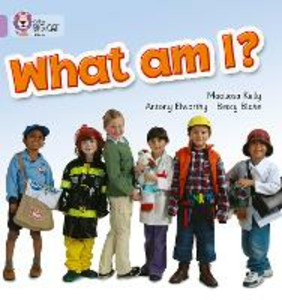 Libro in inglese What am I?: Band 00/Lilac  - Maoliosa Kelly