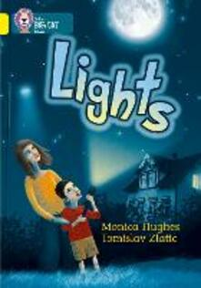Lights: Band 03/Yellow - Monica Hughes - cover