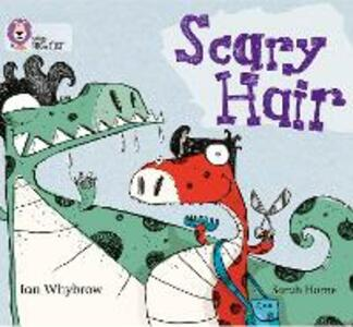 Scary Hair: Band 05/Green - Ian Whybrow - cover