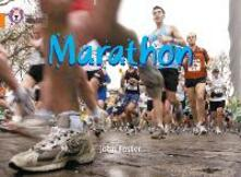 The Marathon: Band 06/Orange - John Foster - cover