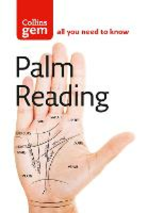 Libro in inglese Collins Gem Palm Reading