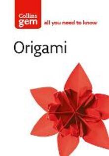Origami - Trevor Bounford - cover