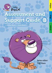 Assessment and Support Guide B - cover
