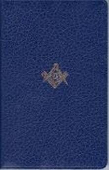 The Masonic Bible: King James Version (KJV) - cover