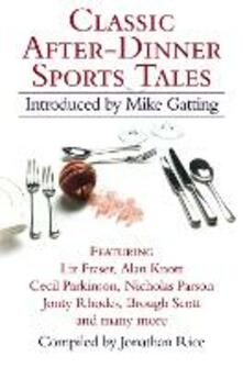 Classic After-Dinner Sports Tales - cover