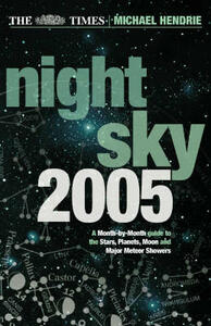"""The """"Times"""" Night Sky - Michael Hendrie - cover"""