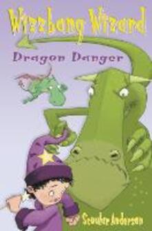 Dragon Danger / Grasshopper Glue - Scoular Anderson - cover