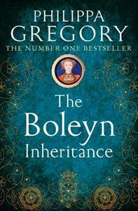 The Boleyn Inheritance - Philippa Gregory - cover