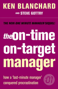 Libro in inglese The One Minute Manager  - Ken Blanchard