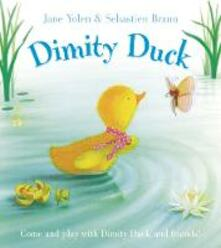 Dimity Duck - Jane Yolen - cover