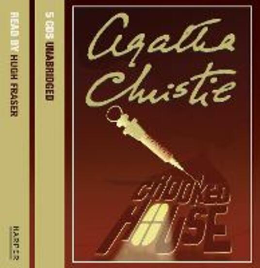 Crooked House - Agatha Christie - cover